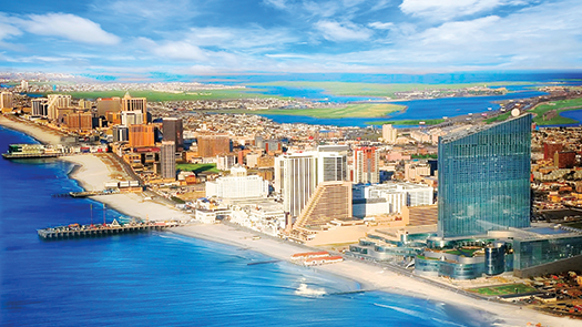 ATLANTIC CITY 4 Days / 3 Nights USA Vacation Give Aways