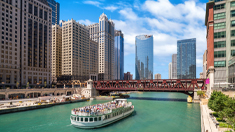 CHICAGO 4 Days / 3 Nights USA Vacation Give Away