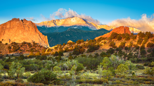 COLORADO SPRINGS 4 Days / 3 Nights USA Vacation Give Away