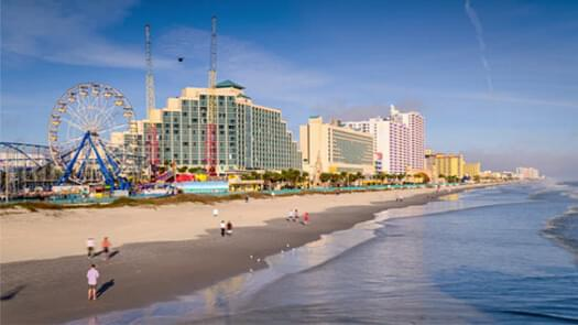 DAYTONA BEACH 4 Days / 3 Nights USA Vacation Give Away