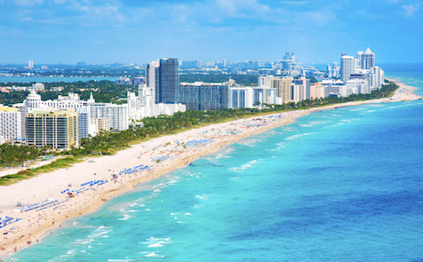 MIAMI 4 Days / 3 Nights USA Vacation Give Away