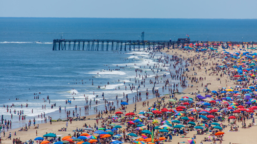 OCEAN CITY 4 Days / 3 Nights USA Vacation Give Away