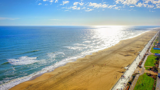 VIRGINIA BEACH 4 Days / 3 Nights USA Vacation Give Away